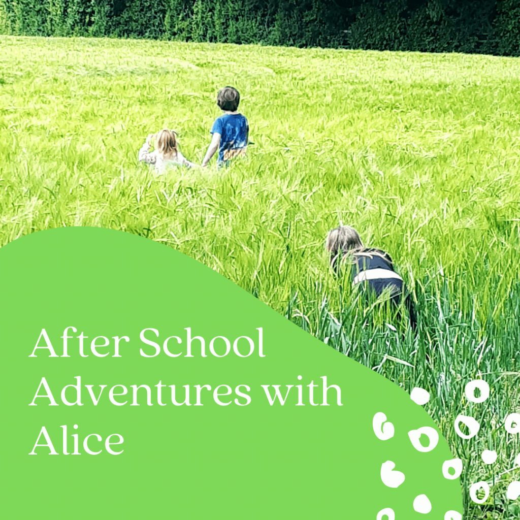 After School Adventures with Alice Group Club